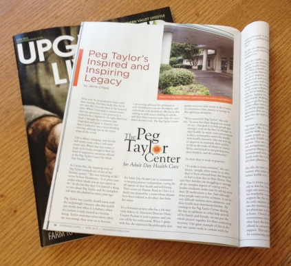Upgraded Living April 2013